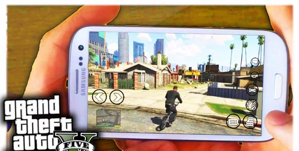 gta 5 apk gameplay