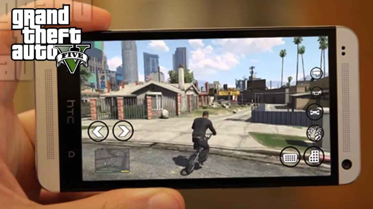 GTA 5 MOBILE – GTA 5 APK & IOS DOWNLOAD