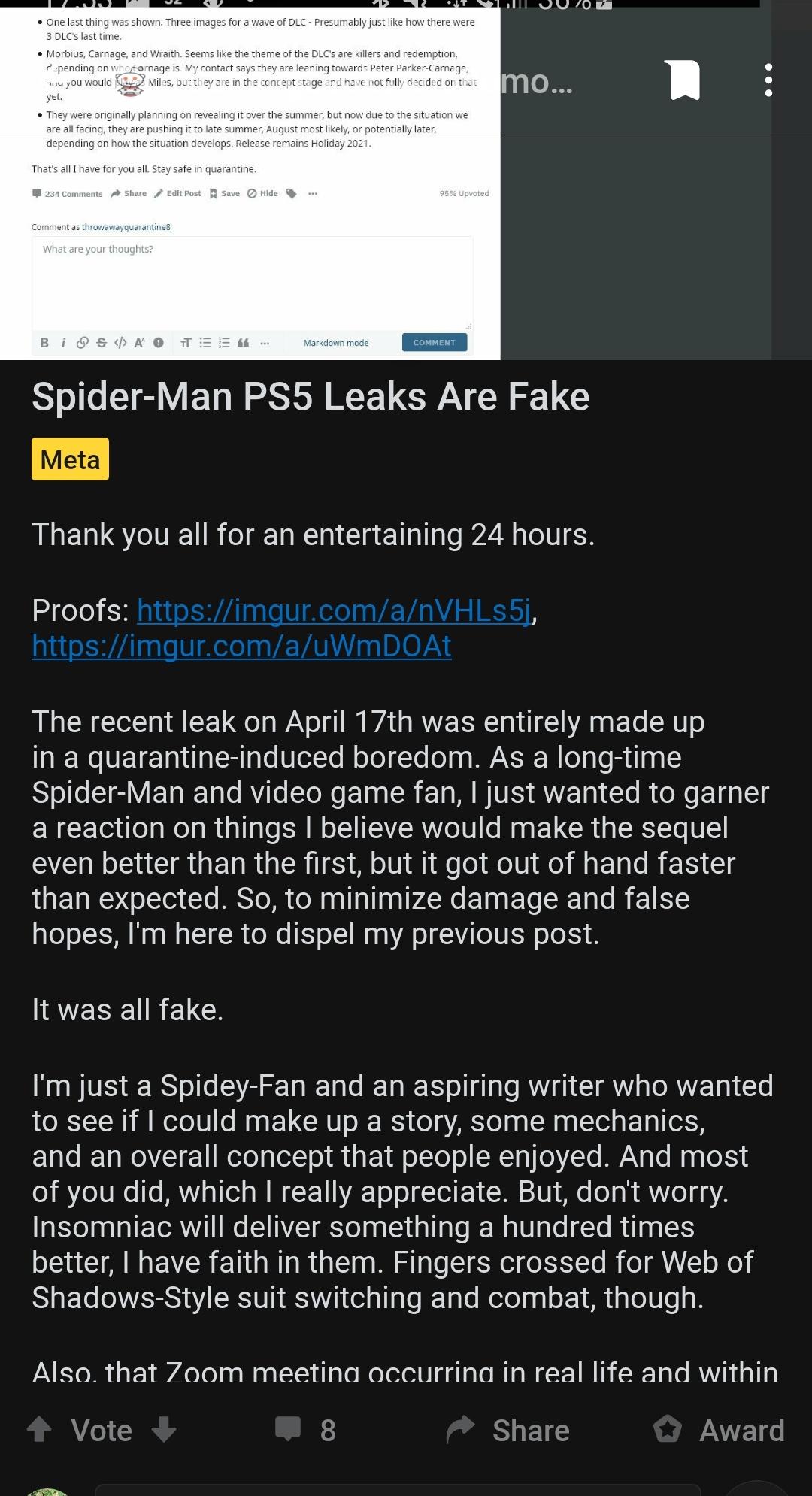 https://gta6.mobi/wp-content/uploads/2020/04/PlayStation-5-Spider-Man-2-Leak-Exposed-As-Fake.jpg